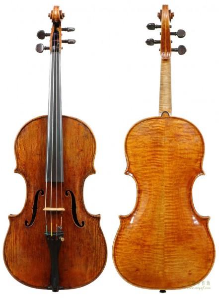 加斯帕洛·达萨罗 c.1570年 中提琴作品