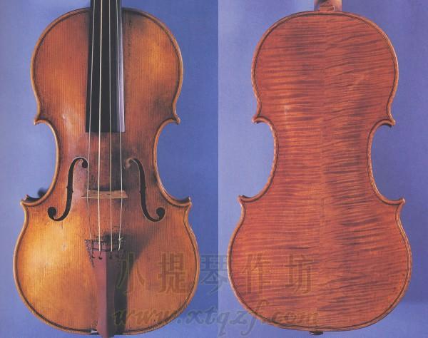 尼科洛·阿马蒂 1649年「Alard」小提琴作品