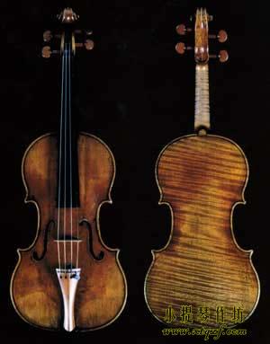 安东尼奥·斯特拉迪瓦里 1708年 小提琴作品
