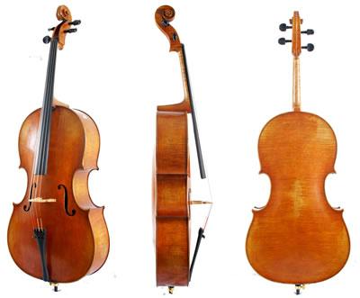 大提琴规格型号大小尺寸