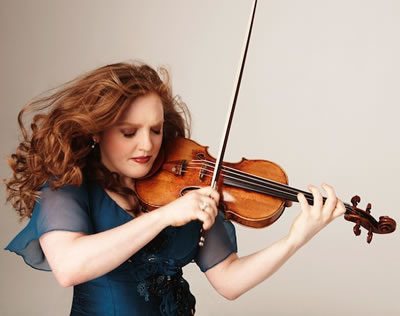 小提琴演奏变奏曲