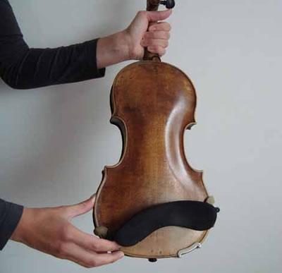 小提琴肩垫安装