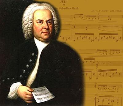 巴赫小提琴独奏奏鸣组曲