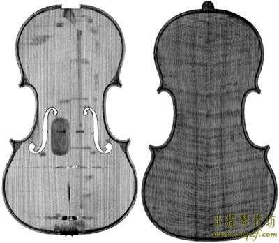 独板和拼板提琴对音色的影响