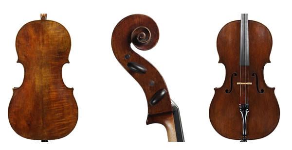 朗切斯科‧鲁杰利 大提琴作品