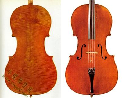 安东尼奥·斯特拉迪瓦里 1711年 大提琴