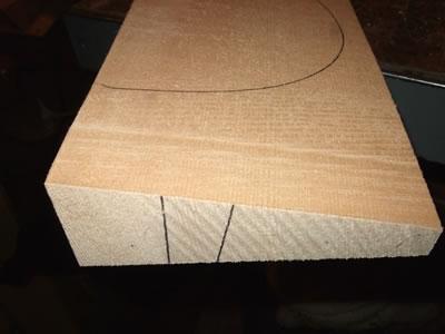 提琴面板木料锯切方式会影响到提琴音质