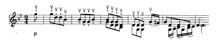 魔鬼的颤音曲谱