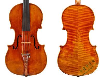 谁能复制斯特拉迪瓦里提琴完美琴音?