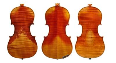 单板提琴和双板提琴制作比较