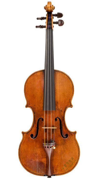 尼科洛·阿马蒂 c.1650年 小提琴