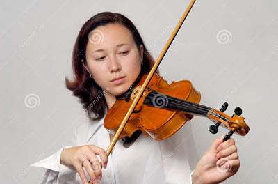 小提琴调音方法