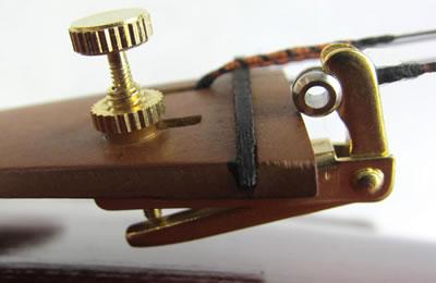 小提琴微调的安装方法