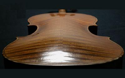 提琴琴板弧度的主要作用