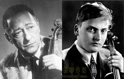 小提琴演奏家