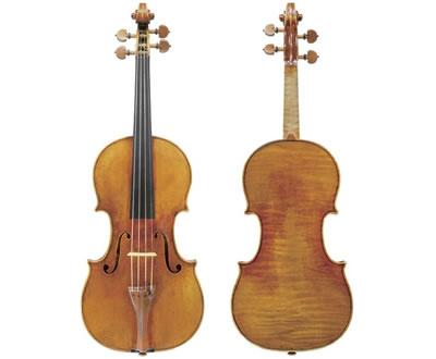 斯特拉迪瓦里 1708年 『红宝石』小提琴
