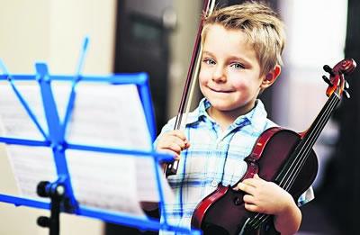 儿童小提琴选用标准