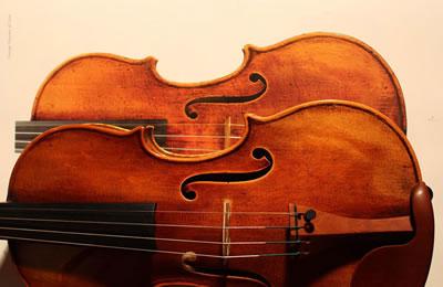 能做好提琴的就是好木材