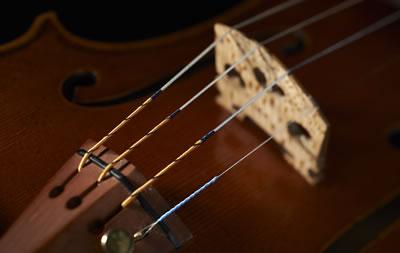 选购提琴琴弦时对张力的选择