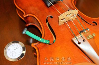 小提琴适应的温度与湿度以及变化