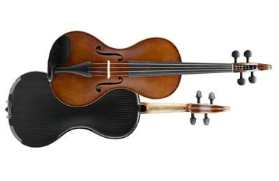 关于小提琴琴型的探讨