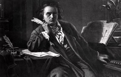 历久不衰的贝多芬 D大调小提琴协奏曲