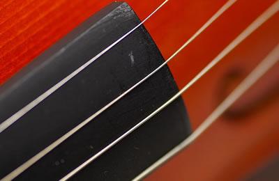 小提琴琴弦的选择建议