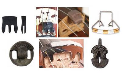 较常用小提琴弱音器种类及特色