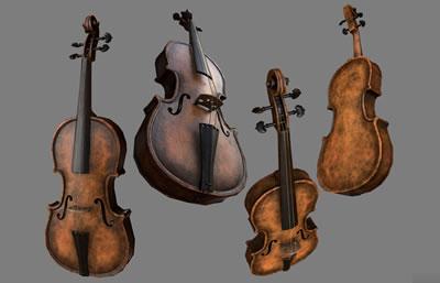 新琴与古琴音质上的变化