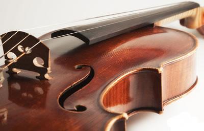 用现代技术分析古典小提琴音质