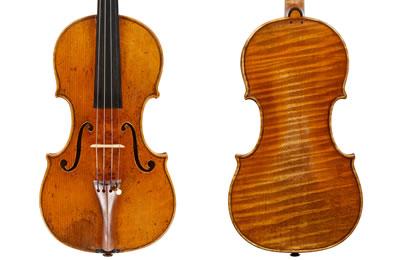 意大利拿波里提琴制作学派