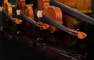 浅谈提琴声音的类型及原因分析