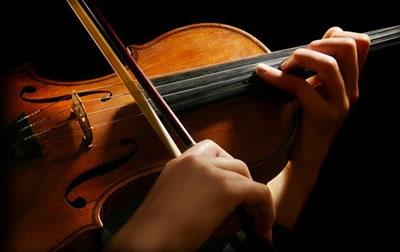 小提琴运弓走直几个要点