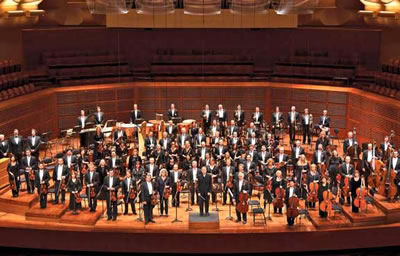 小提琴在交响曲中的地位表现