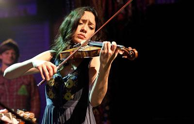 小提琴演奏艺术的灵魂-乐感