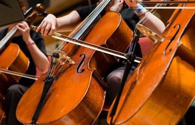 17世纪到20世纪的大提琴作品