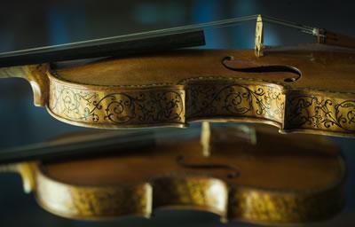 巴洛克小提琴所经历的变化