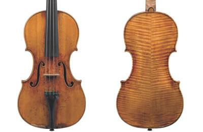 耶稣·瓜尔内里 1736 小提琴『Lafont』