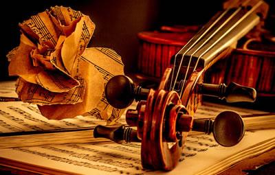 古典名贵小提琴也会有『失声的那一天』