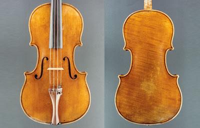 斯特拉迪瓦里 1719『Macdonald』中提琴
