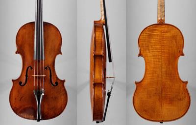 比利时布鲁塞尔提琴制作学派