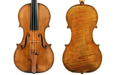 耶稣·瓜尔内里 1742 『Lord Wilton』小提琴