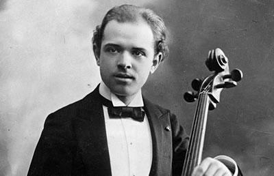 大提琴家卡萨尔斯拜师记