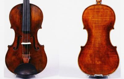 英国制作提琴的发展史