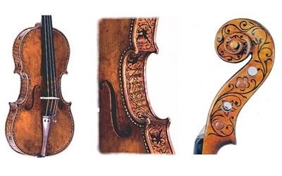 斯特拉迪瓦里提琴油漆的探讨