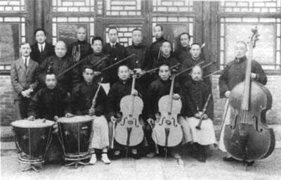 中国小提琴民族化创作的发展历程