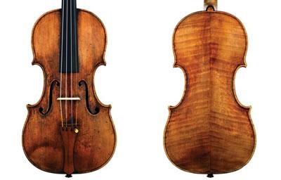 耶稣·瓜尔内里 1733 小提琴『Lafont-Siskovsky』