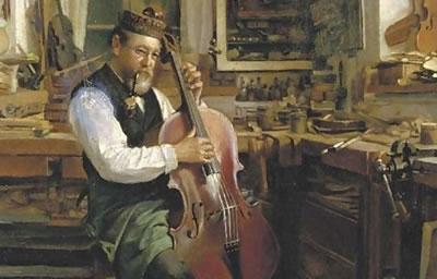 意大利波隆纳提琴制作学派