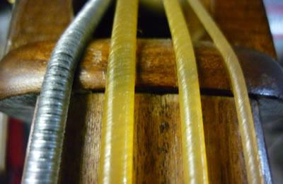 小提琴羊肠弦的选择方法