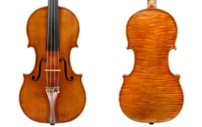 斯特拉迪瓦里 1697 『Molitor』小提琴